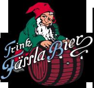 Trink Fässla Bier